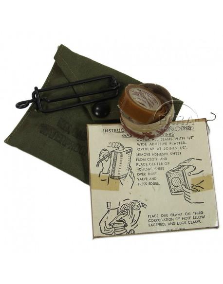 Kit d'étanchéification, M1, D-Day