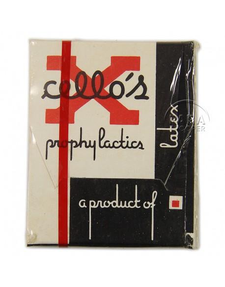 Prophylactics, Cello's