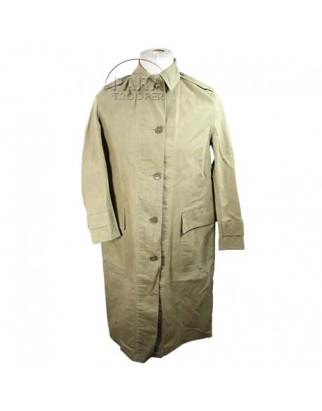 Raincoat, Parka type, Women's Officiers