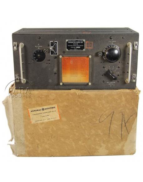 Transmitter Tuning TU-9-B, USAAF