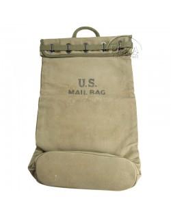 Sac de transport de courrier, US, 1944
