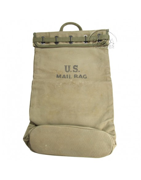 Sac de transport de courrier, US, 1944
