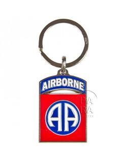 Porte-clés 82ème airborne