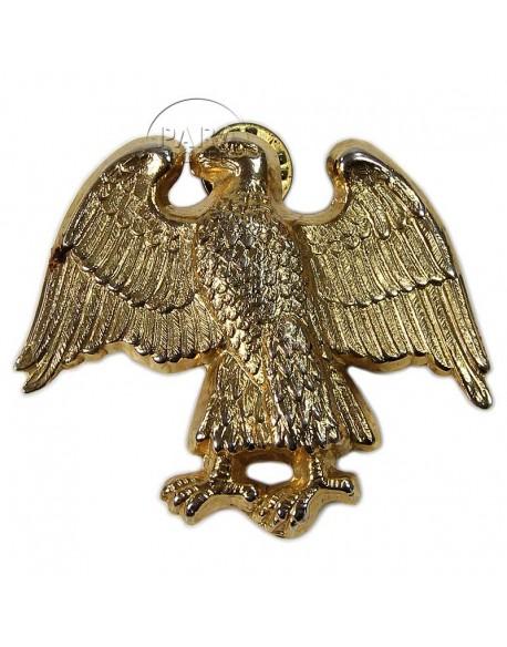 Insigne de casquette officier WAC