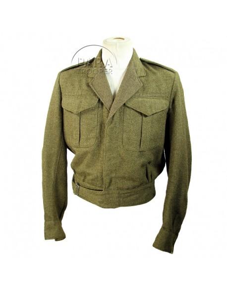 Battle Dress, Canadian, 1944