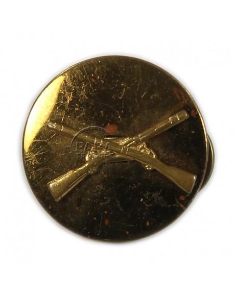 Disque de col infanterie