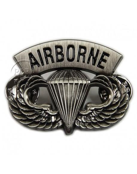 Wings, Parachutist, Airborne, commemorative