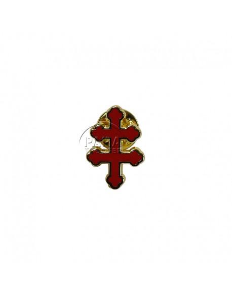 Crest Croix de Lorraine