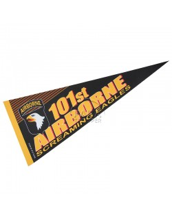 Pennant, 101st Airborne Division,  Screaming Eagle
