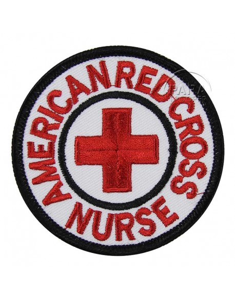 Patch, Nurse, American Red Cross