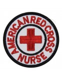 Insigne, Infirmière, American Red Cross