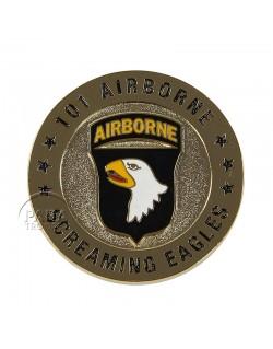 Pièce commémorative, Screaming Eagle, 101e Airborne