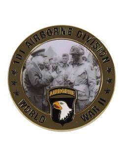 Coin, 101st airborne, Eisenhower