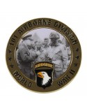 Pièce commémorative, Eisenhower, 101e Airborne