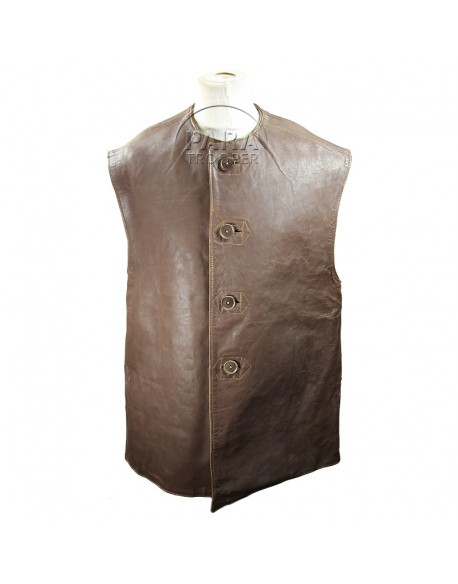 Jacket, Jerkin, Leather, British