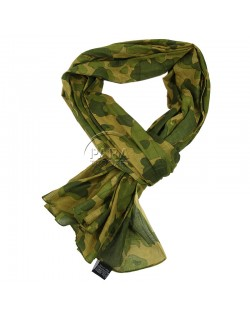 Foulard camouflé, style parachute US