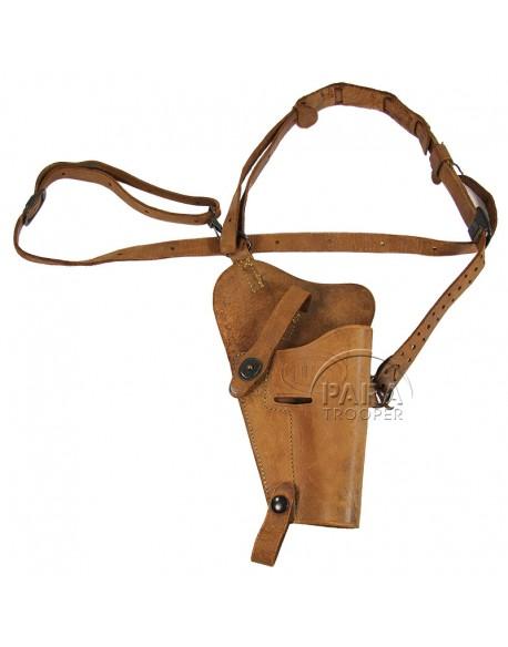 Holster de poitrine M-7 pour Colt .45, Enger-Kress