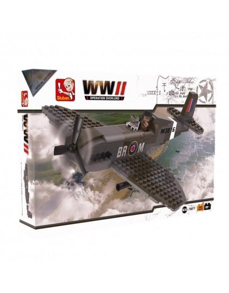 Lego Spitfire MK.V