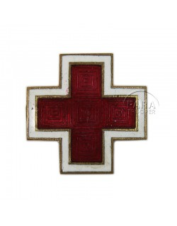 Insigne de l'American Red Cross