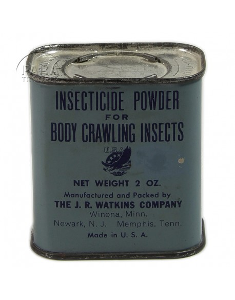 Powder, Insecticide, Louse, can