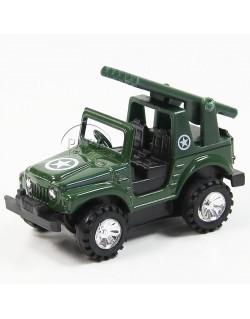 Jeep rocket launcher, Friction