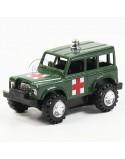 Jeep ambulance à friction