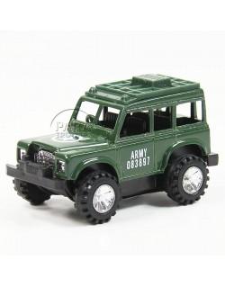 Jeep à friction