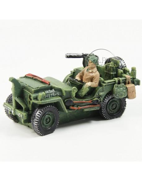 Jeep en résine