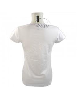 T-shirt, Women, 75th D-Day anniversary, White