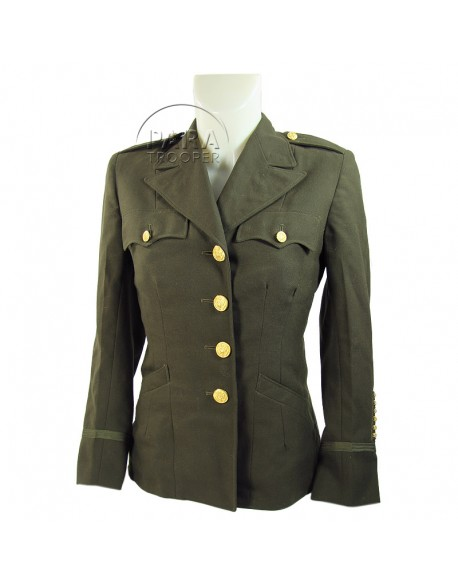 Jacket, Officer, WAC, 10S