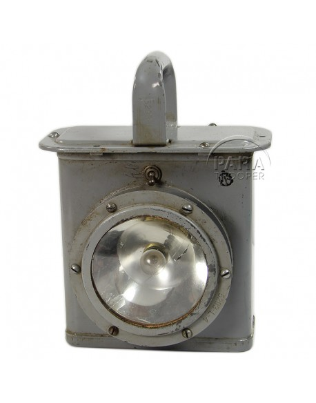 Lampe Delta type J-1, US Navy, Utah Beach