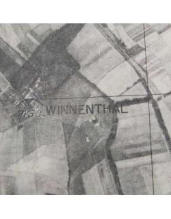 Photo-Map, Veen - Winnenthal, 1944
