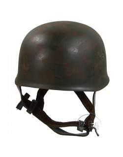 Helmet, Parachutist, Fallschirmjager, Aged