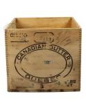 Caisse de ration canadienne