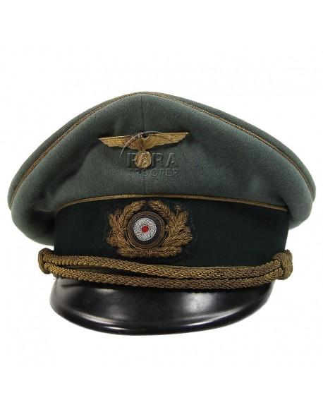 Casquette Général Wehrmacht