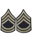Grades en tissu de Technical Sergeant