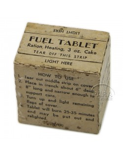 Tablettes de combustible, 10 in 1