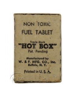 Tablet, Fuel, 10 in 1