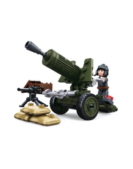 Canon d'artillerie, Lego
