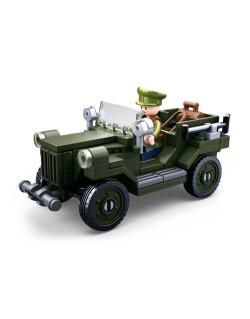 Camion allié, lego