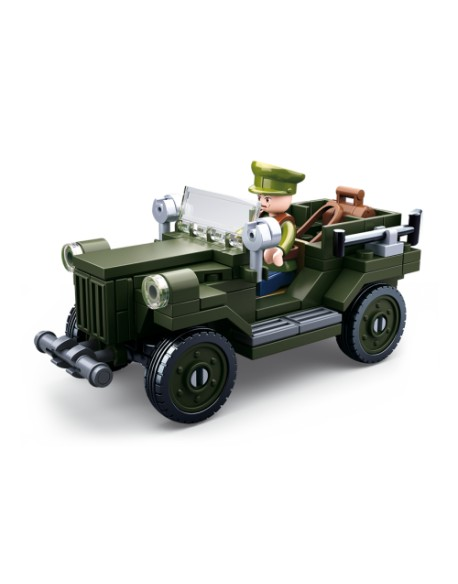 Allied truck, lego