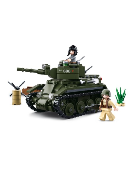 Allied tank lego