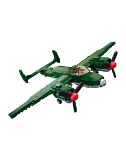 Bombardier allié, lego