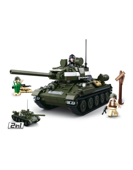 Lego Char Tank Destroyer
