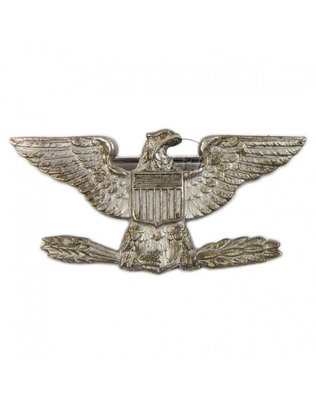 Colonel rank insignia, Sterling