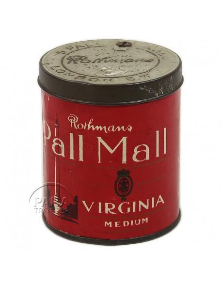 Boite de cigarettes Pall Mall