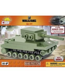 Char lego M46 Patton