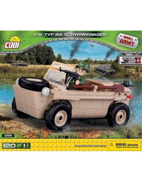 Lego Type 166 Schwimmwagen
