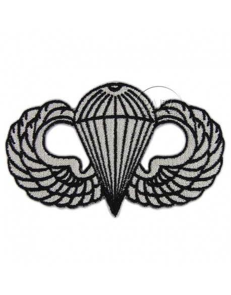 Patch, Wings, Parachutist, cloth