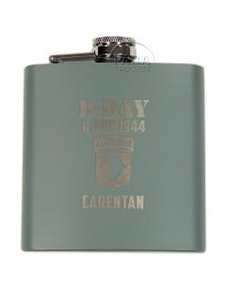 Flasque, Kaki, 101st Airborne, Carentan